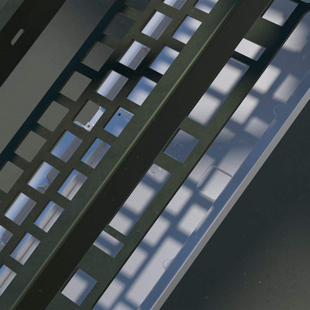 Monokei – CGI Keyboard Promo